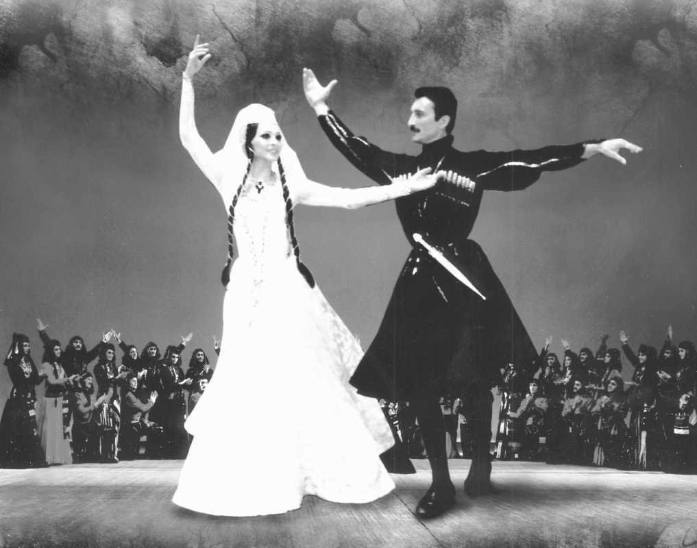 Особенности грузинской свадьбы