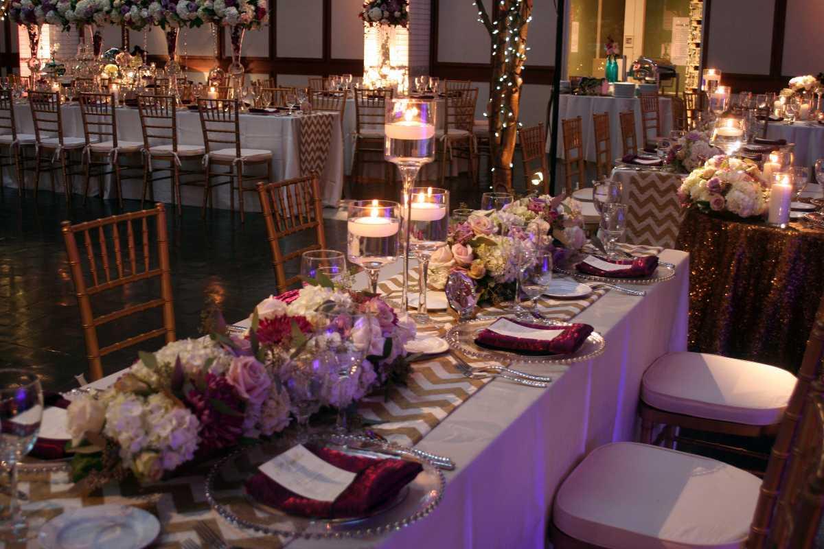 Раннер для свадебного торжества