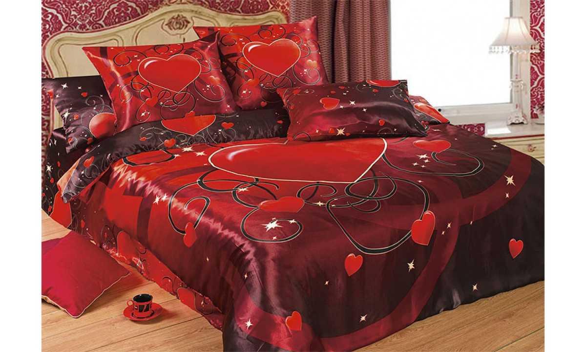 Как могут повлиять цвета постельного белья на первую брачную ночь