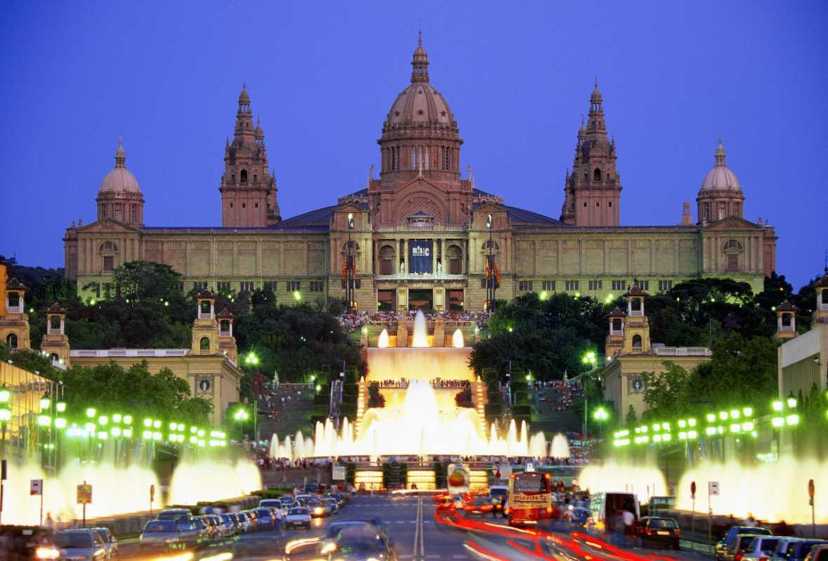 Свадебное путешествие в Барселону