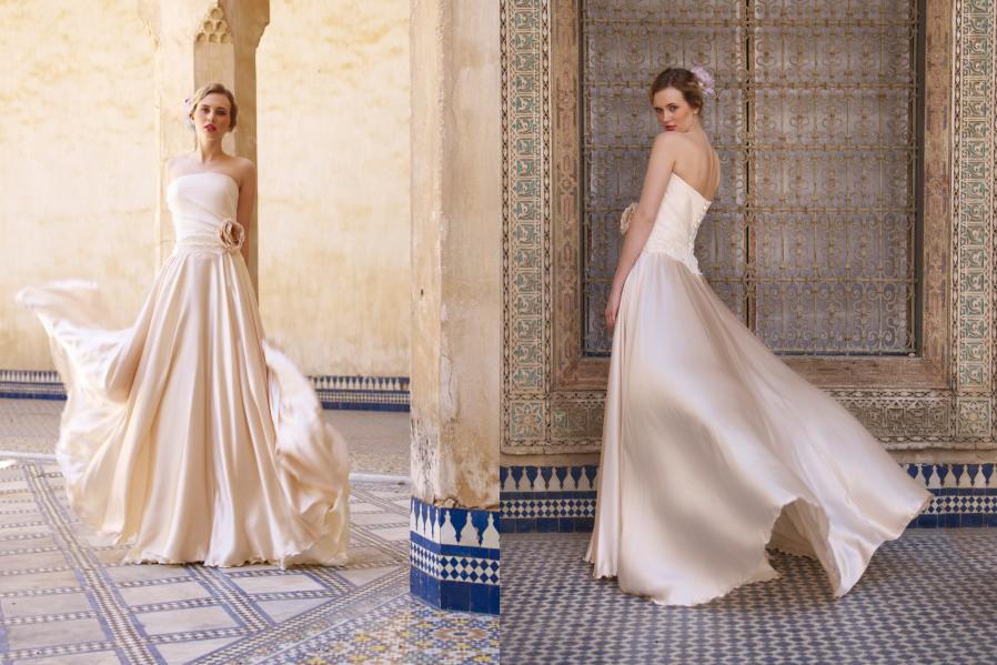 shelkovoe-svadebnoe-plate Свадьба в стиле «шелк» идеальный дизайн для свадьбы в марте