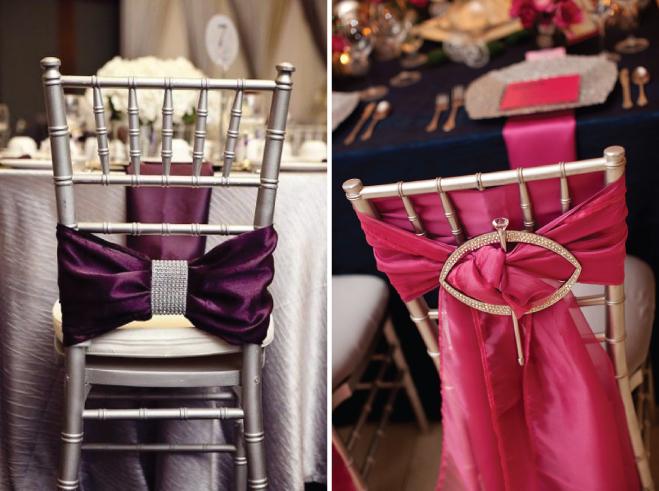 shelkovyj-dekor-stulev-na-svadbu Свадьба в стиле «шелк» идеальный дизайн для свадьбы в марте