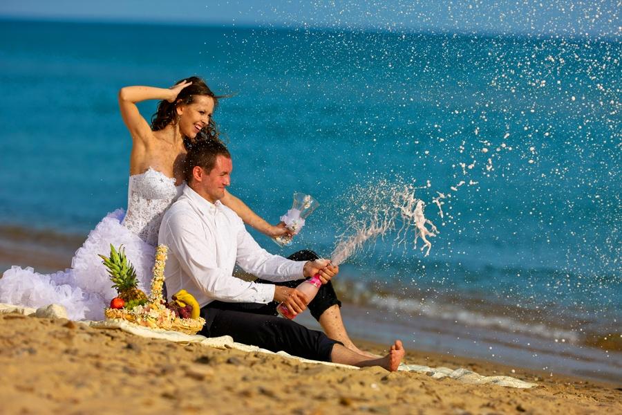 svadebnaya-morskaya-fotosessiya Свадебная фотосессия в морском стиле