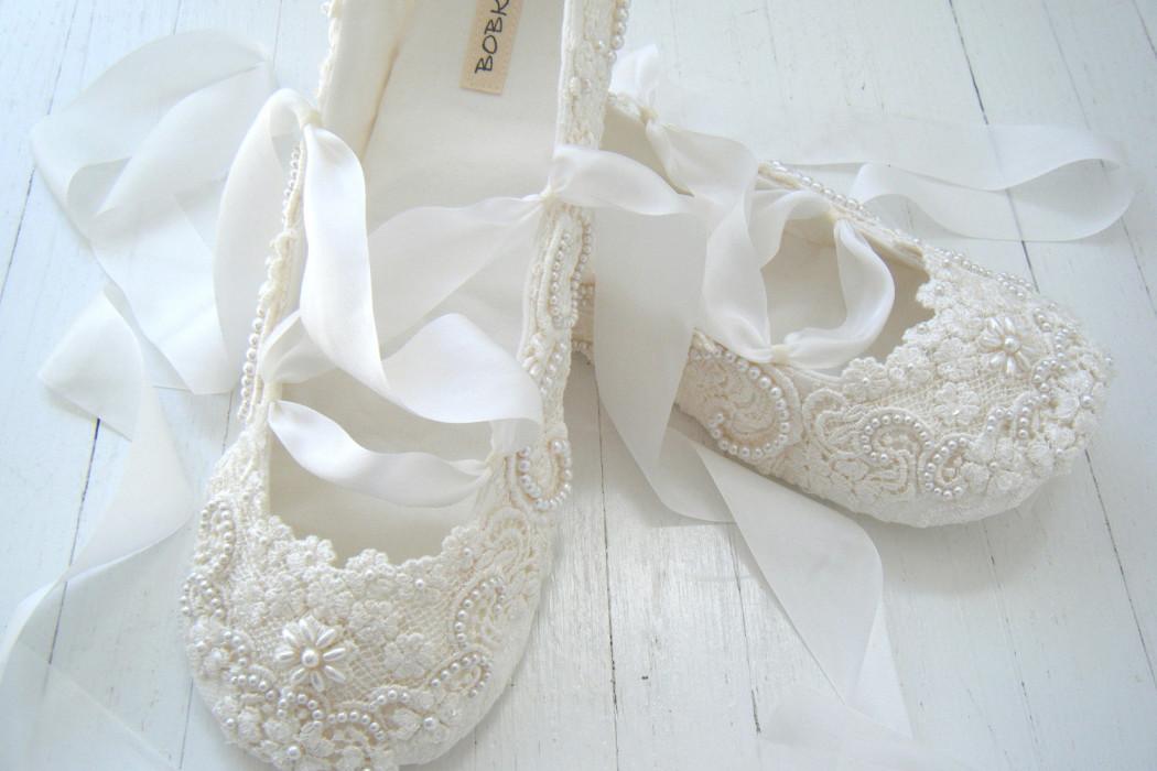Выбираем свадебные балетки: какой цвет и фасон оптимален у балеток на свадьбу