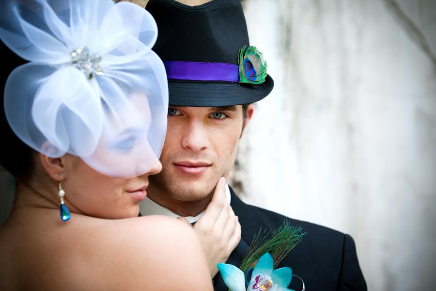 Животные мотивы в декоре свадьбы