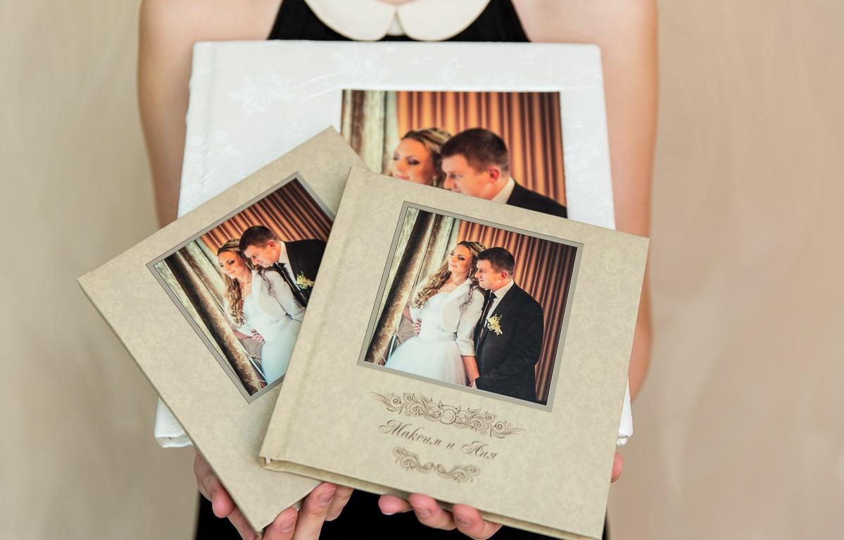 Заказываем свадебную фотокнигу