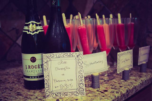 bar-s-morozhennym-na-svadbe ТОП-8 самых удивительных свадебных десертных столов со всего мира