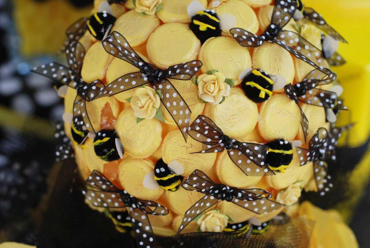 buket-makarun Традиционные  сладости для Candy bar (Кэнди бара)