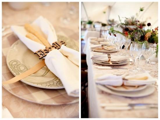 dekor-stola-salfetkami-na-svadbe Салфетки в сервировке стола, необычный декор или простой предмет необходимости