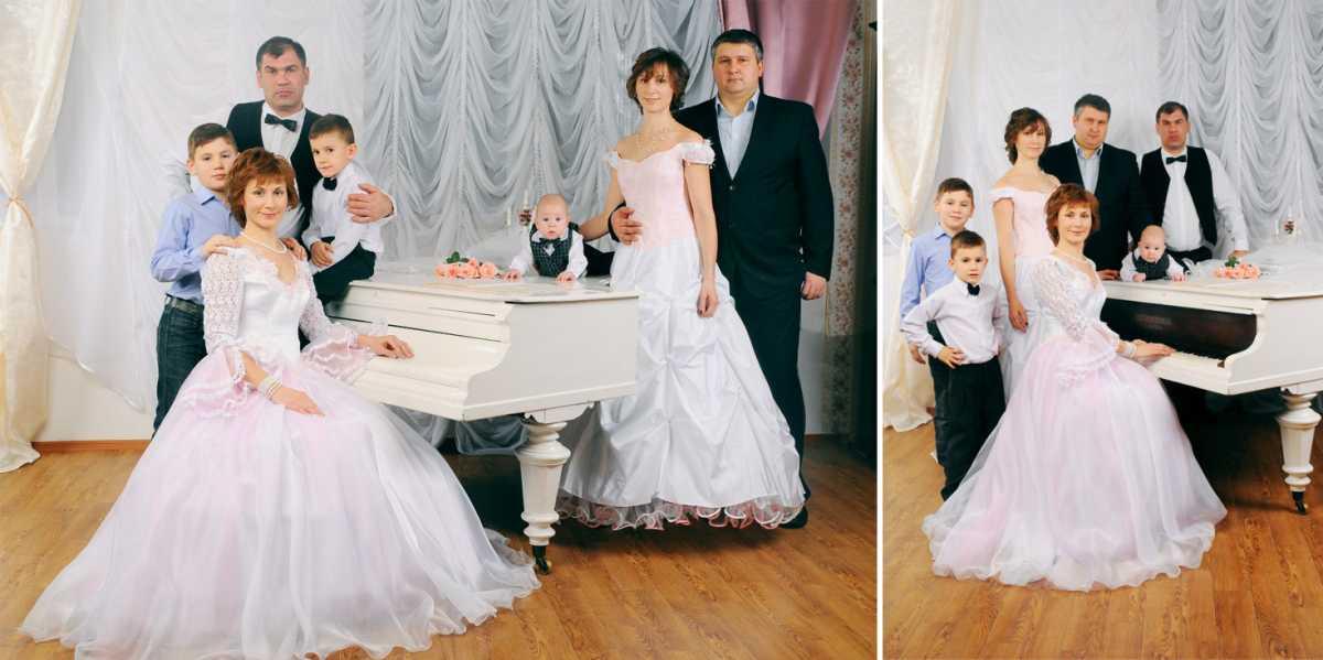 deti-na-svadebnyh-fotografiya Дети на свадебной фотосессии