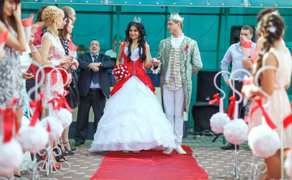fotosemka-na-tematicheskuyu-svadbu Тематическая свадебная фотосессия, какой стиль выбрать