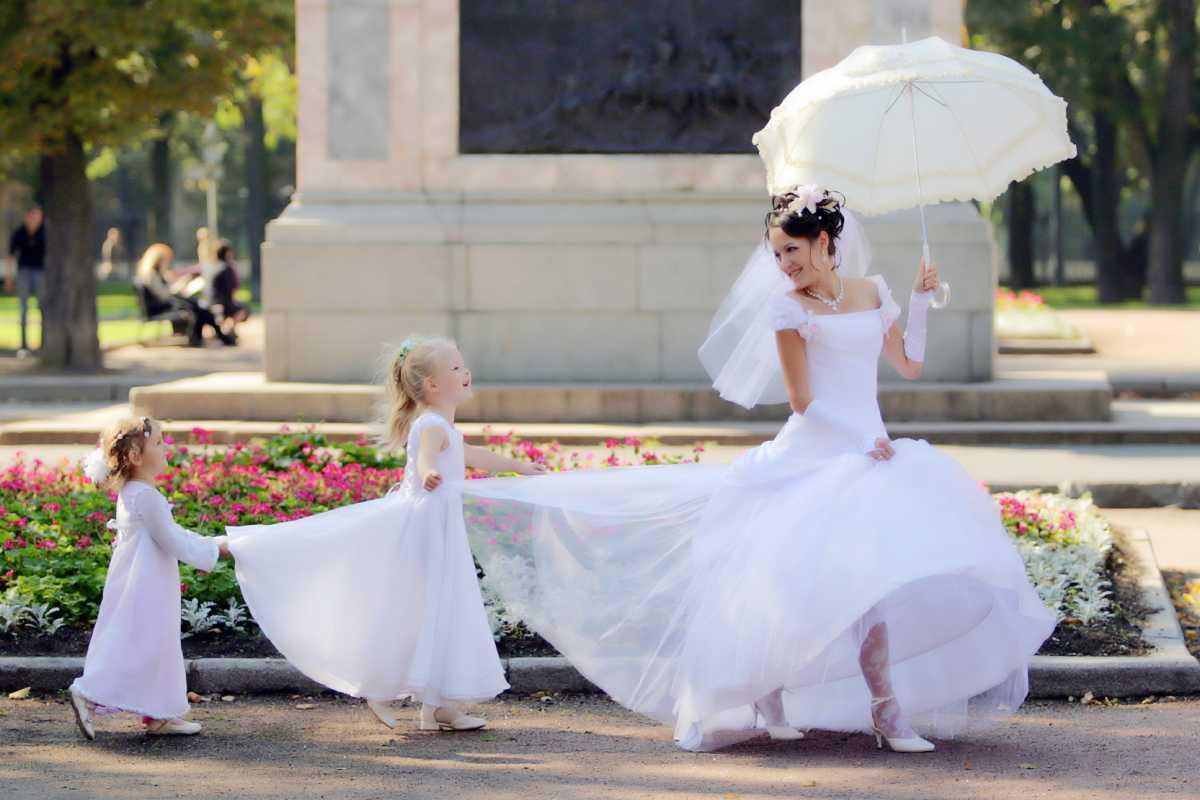 fotosessiya-s-detmi-na-svadbu Дети на свадебной фотосессии
