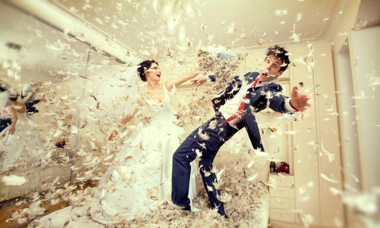 interesnyj-variant-fotosessii-na-svadbu Тематическая свадебная фотосессия, какой стиль выбрать