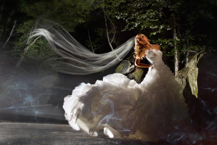 Нужна ли ретушь свадебных фотографий