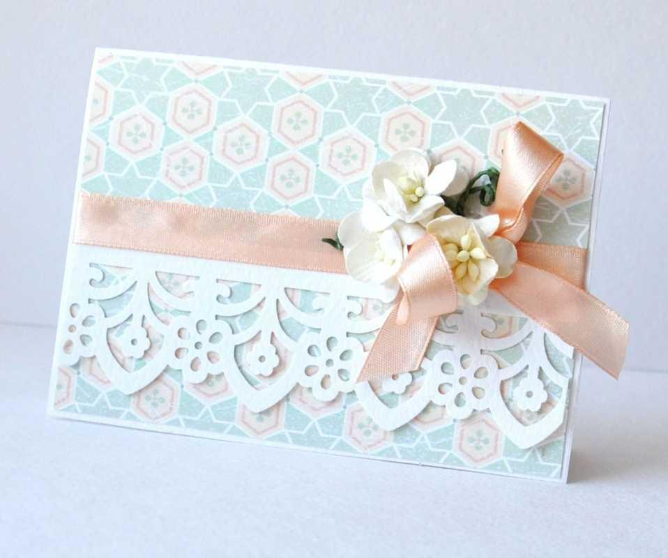 skromnaya-svadebnaya-otkrytka Нужна ли открытка к свадебному подарку для молодоженов?