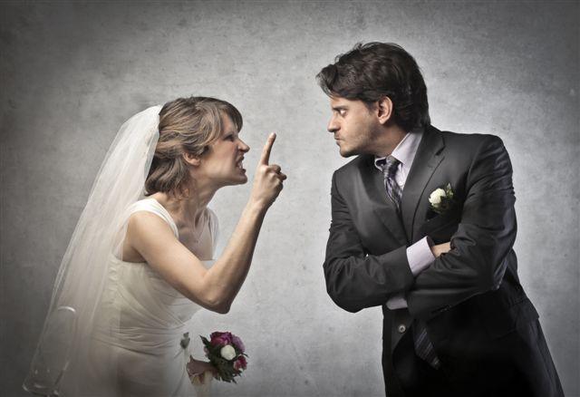Ссора накануне свадьбы, что делать