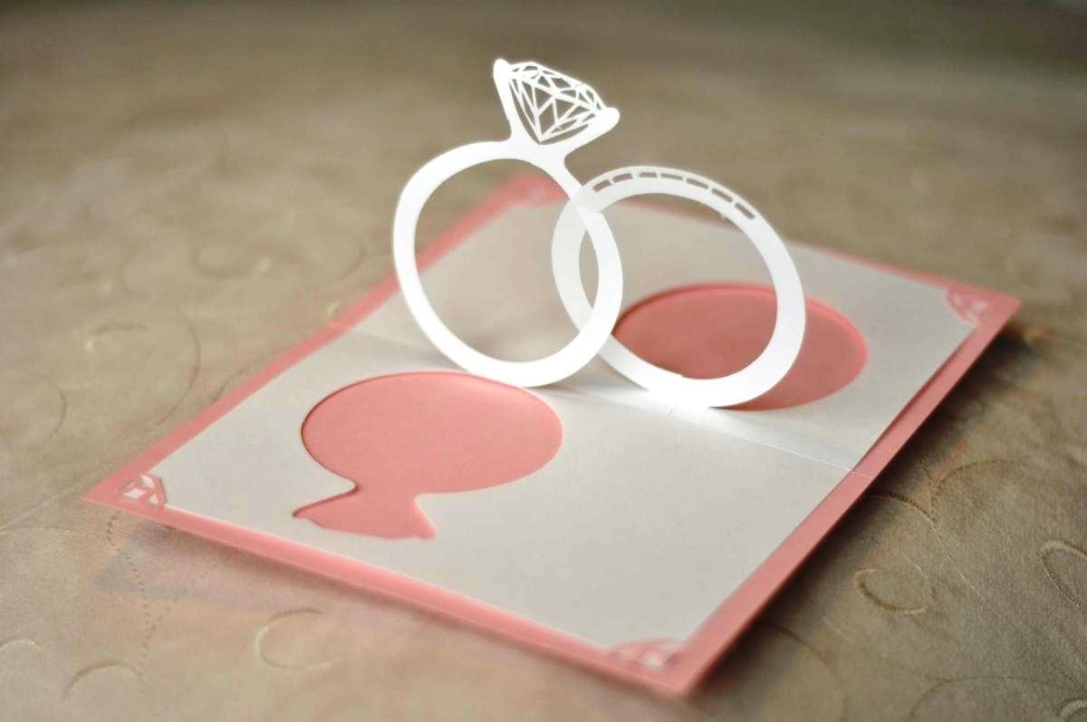 svadebnaya-otkrytochka Нужна ли открытка к свадебному подарку для молодоженов?