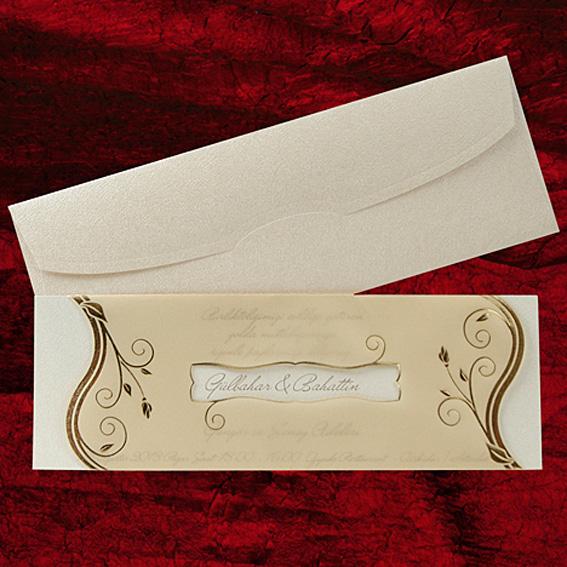 ТОП-5 свадебный приглашений в стили минимализм, которые можно изготовить самостоятельно