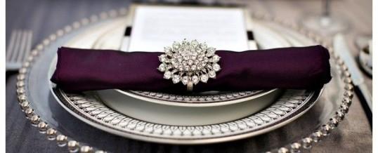 yarkie-salfetki-dlya-svadby Салфетки в сервировке стола, необычный декор или простой предмет необходимости