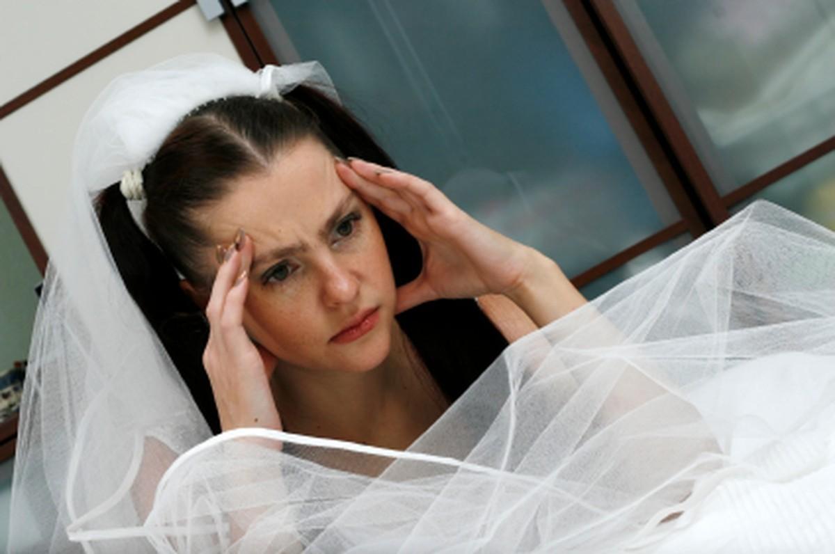 Успокаиваем нервы перед свадьбой народными средствами