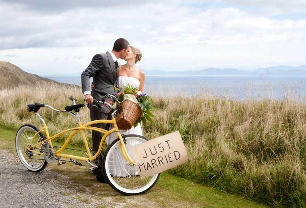 Второй день свадьбы вне ресторана