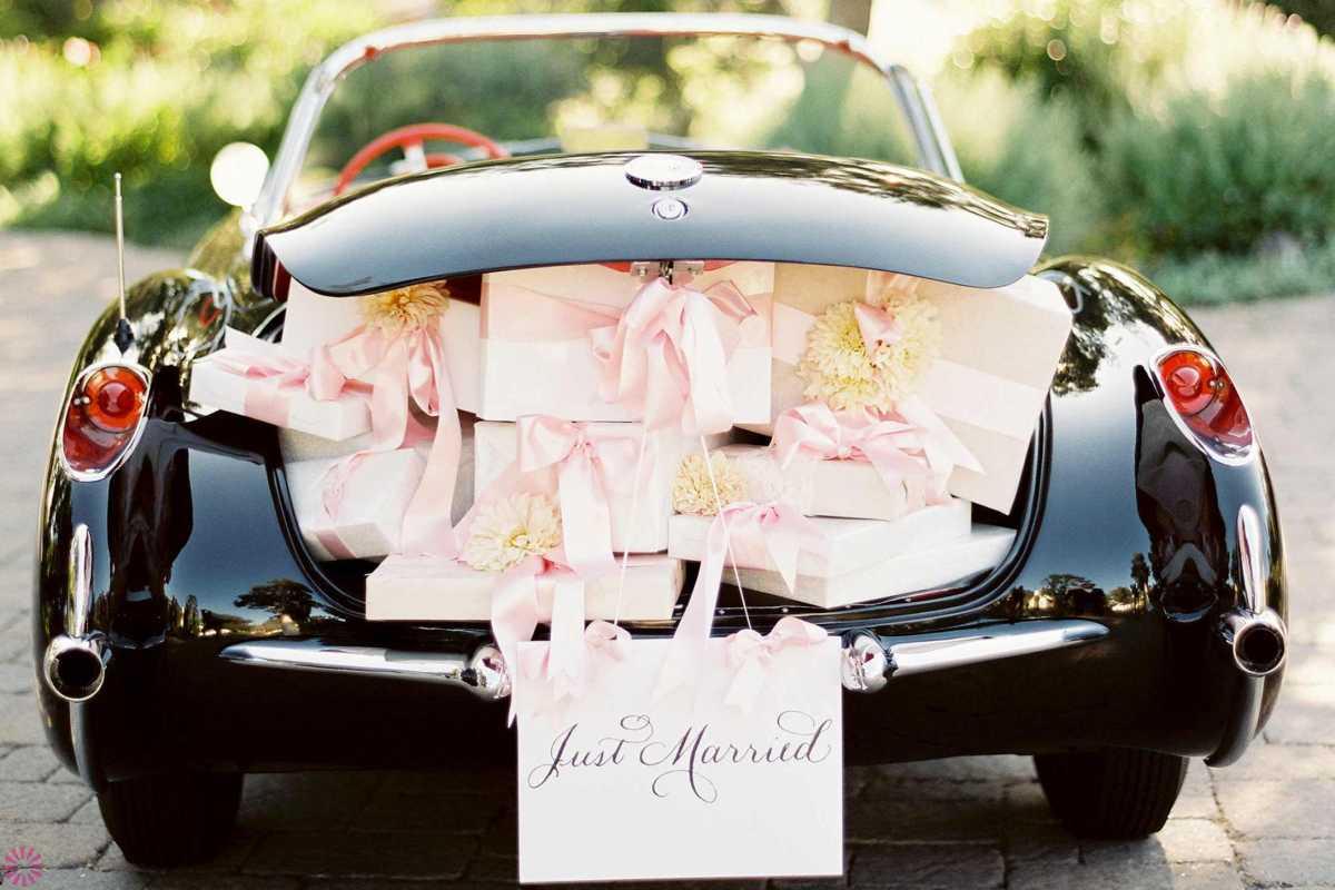 Накладываем табу на свадебные подарки