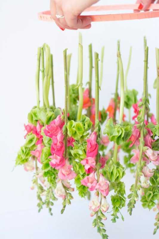 4666.550x825.1405873075 Мастер-класс: свадебный роскошный канделябр из ярких цветов
