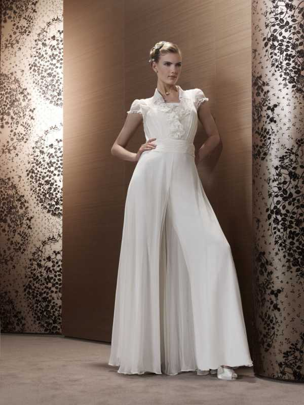 bryuchnyj-naryad-na-vtoro-den-svadby Брючный костюм для второго дня свадьбы