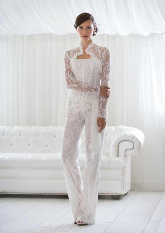 bryuki-na-vtoroj-den-svadby Брючный костюм для второго дня свадьбы