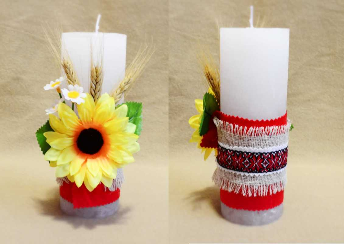 dekor-na-svadbu-hendmejd Свадебный декор своими руками - оригинальность или простой способ сэкономить
