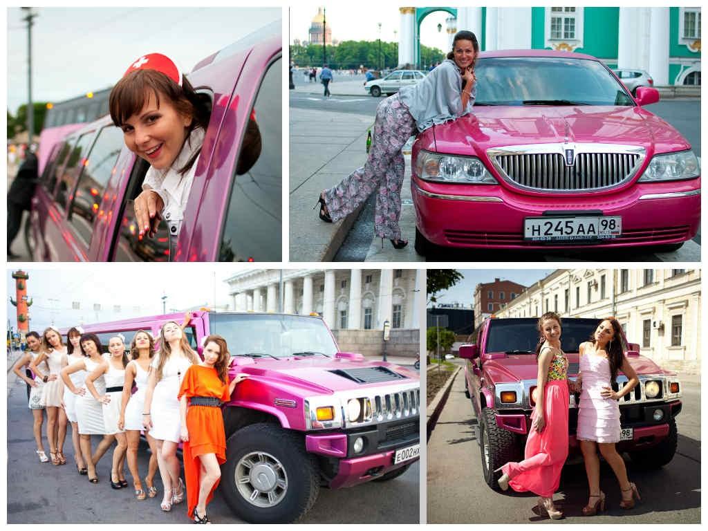 fotosessiya-devichnika-pered-svadboj-s-limuzinom-1024x768 Девичник в лимузине: удивите всех подружек отличной идеей