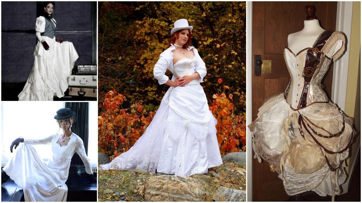 korset-svadebnyj-stimpank Корсет для свадьбы в стиле стимпанк