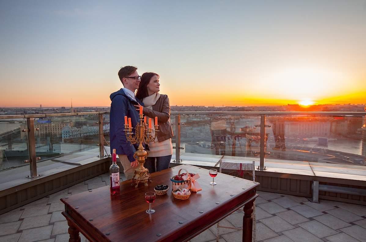 organizatsiya-romanticheskogo-svidaniya-na-kryshe Как организовать свидание на крыше?