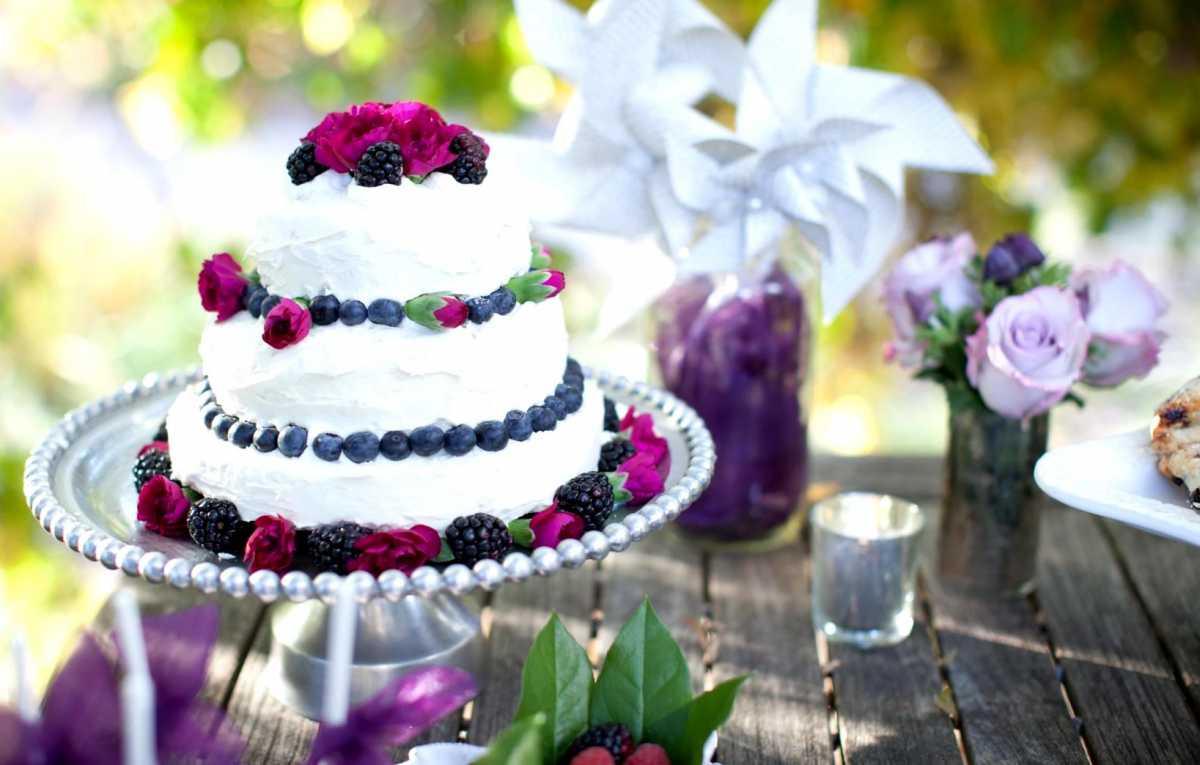 svadebnyj-tort-osobennosti-podachi Как подать свадебный торт