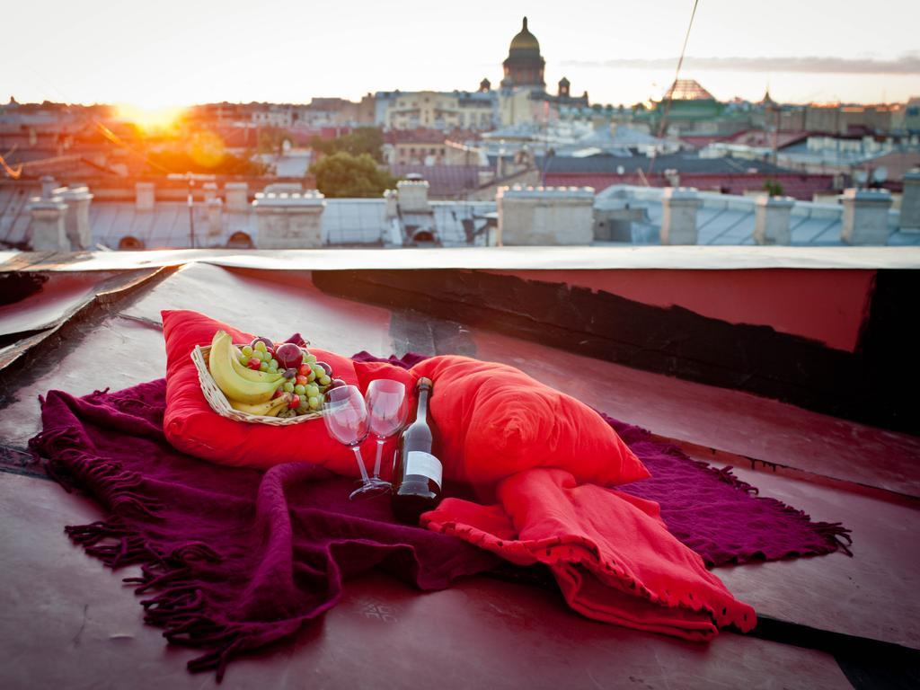 svidanie-na-kryshe Как организовать свидание на крыше?