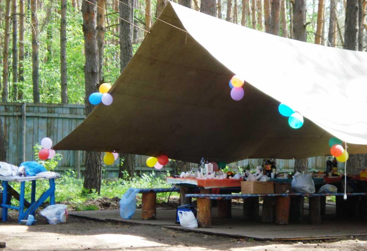 vtoroj-den-svadby-piknik Второй день свадьбы вне ресторана