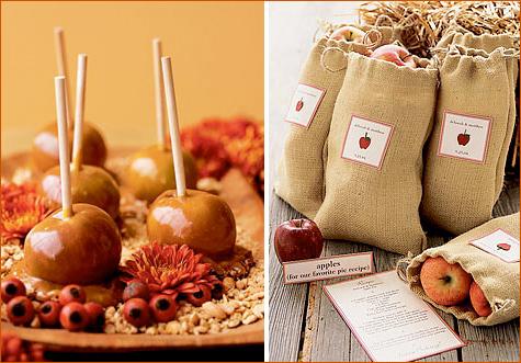 1-sochnaya-osennyaya-svadba Идеи для создания яркой осенней свадьбы, как сделать уютное торжество в самое дождливое время года