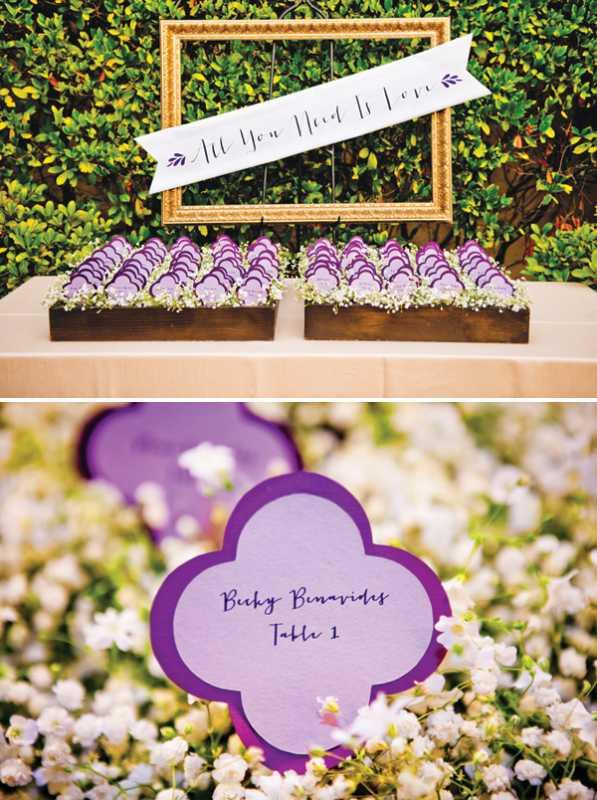 Свадьба в сливовом цвете – яркое и сочное летнее торжество