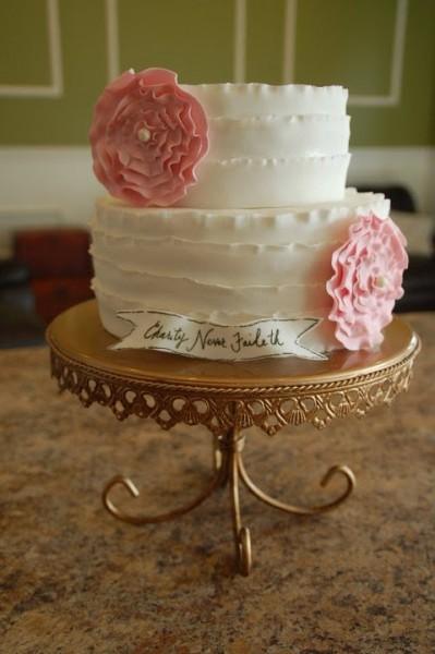 1-tsvety-iz-martsepana-dlya-svadenogo-torta Свадебные мастер классы, нюансы и особенности создания полезных элементов для декора своей свадьбы