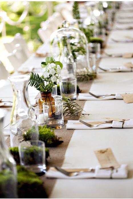 Svadba-v-stile-botanika-4 Свадьба в стиле ботаника: используем различные растения для декорирования свадьб