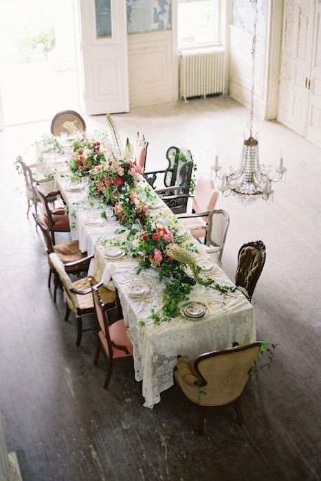 Svadba-v-stile-botanika-6 Свадьба в стиле ботаника: используем различные растения для декорирования свадьб