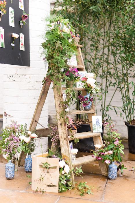 Svadba-v-stile-botanika-9 Свадьба в стиле ботаника: используем различные растения для декорирования свадьб