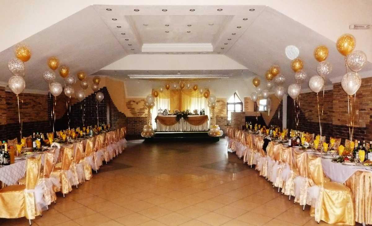 Svadebnye-zaly-oformlenie-sharami-foto-idei-6 Свадебные залы оформление шарами фото идеи