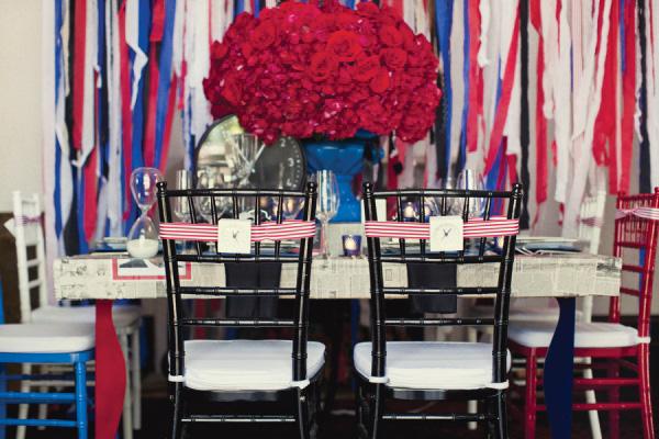 amerikanskie-motivy-v-dekore-svadby-3 Американские мотивы в декоре свадьбы: скажем да синему, белому и красному цвету!