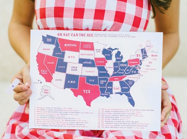 amerikanskie-motivy-v-dekore-svadby-4 Американские мотивы в декоре свадьбы: скажем да синему, белому и красному цвету!