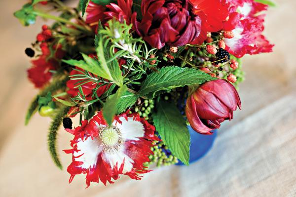 amerikanskie-motivy-v-dekore-svadby-6 Американские мотивы в декоре свадьбы: скажем да синему, белому и красному цвету!