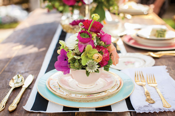 poloski-v-dekore-svadebnogo-torzhestva-32 Яркая полоска в декоре свадьбы, поможет разнообразить любое свадебное торжество