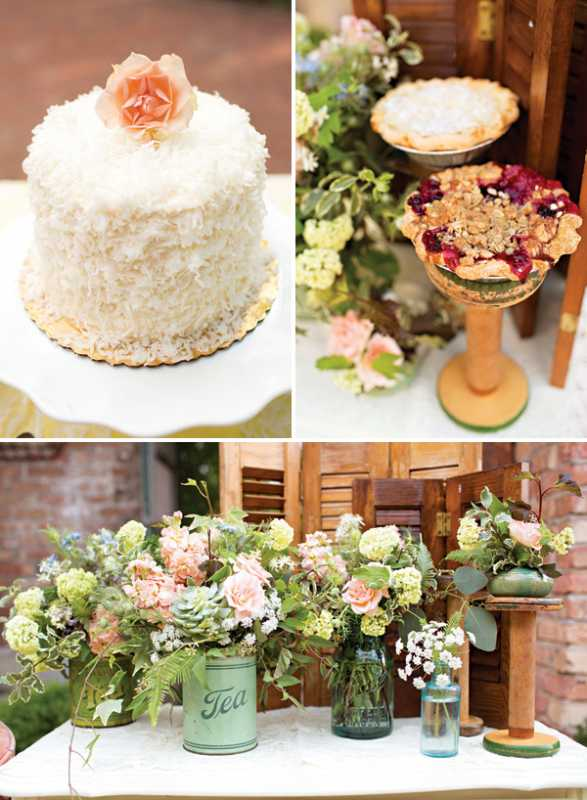 svadba-v-stile-chaya-7 Восхитительная винтажная свадьба в стиле зеленого чая, с нотками романтики и нежности