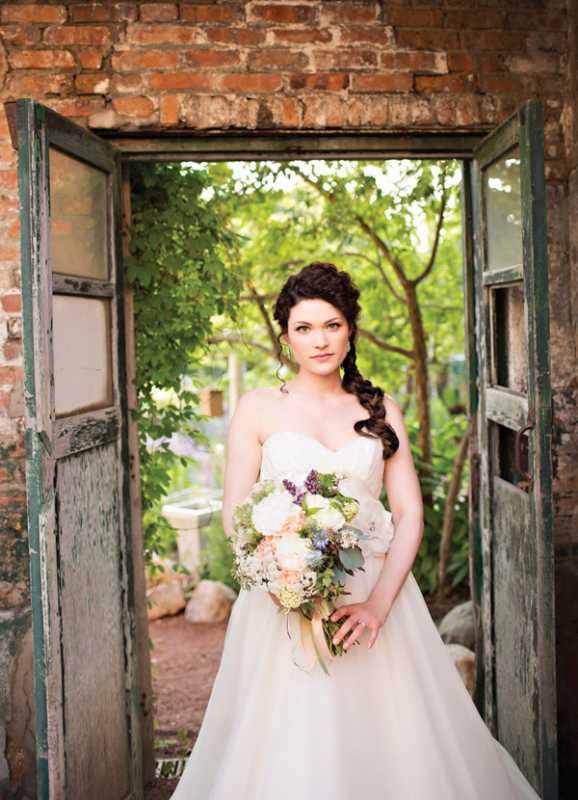 svadba-v-stile-chaya-8 Восхитительная винтажная свадьба в стиле зеленого чая, с нотками романтики и нежности