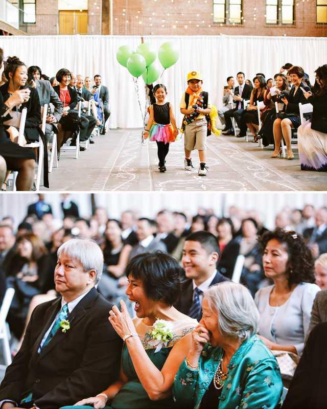 """svadba-v-stile-vverh-6 Свадьба в стиле мультфильма """"Вверх"""" учимся сочетать мультипликационный стиль и романтику в одной тематике торжества"""